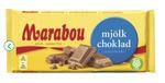 """Шоколад молочный """"MARABOU"""" Mjolk choklad, 200гр"""