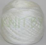 Пряжа Слонимский нитрон белый С109-СК-001