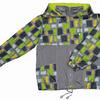 4413  Куртка для мальчиков на флисе