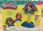 Причёски Play-Doh