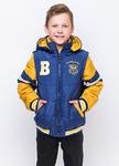 """Куртка-жилетка демисезонная для мальчика """"Boys"""". Распродажа!!!"""