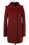 Пальто женское утепленное микроворса