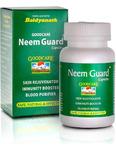 Ним Гуард, средство для очищения крови, 60 кап, производитель Гуд Кейр (Байдьянатх); Neem Guard, 60 caps, Goodсare (Baidyanath)