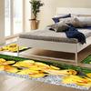Комплект ковриков из 3 шт Желтая орхидея