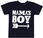 """ФУТБОЛКА """"MAMA'S BOY"""" (СУПРЕМ)"""