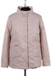 Куртка демисезонная (синтепон 100) Плащевка Светло-розовый