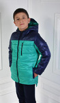Демисезонные куртки на мальчика Drive