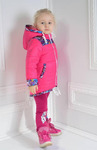 """Демисезонные куртки для девочек """"Брэнда"""" до 140 см"""