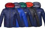 Двухсторонние демисезонные куртки на мальчиков размеры 28 - 46