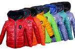 Двухсторонние демисезонные куртки для мальчиков