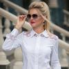 Блузка с кружевом 1326