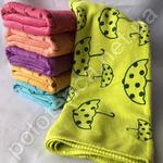 Кухонные полотенца микрофибра- код: №227