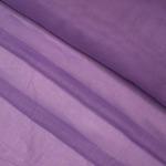 Ткань на отрез ситец гладкокрашеный 80 см 65 гр/м2 цвет сиреневый (за 1 м)