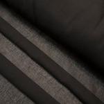 Ткань на отрез ситец гладкокрашеный 80 см 65 гр/м2 цвет черный (за 1 м)