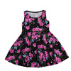 Goodtrade8® Toddler Girls Flower Tutu Dress Summer Sleeveless Skirt A-Line Princess Dress Little Kids Sundress
