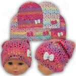 Вязаная шапка для девочки, ANPA (Польша)
