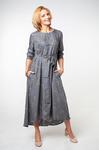Осень-зима. платье М3008  Размеры: 44-54