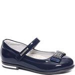 Туфли для девочек FLAMINGO W6XY092 син