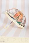 Зонт с силиконовым куполом