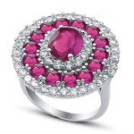 Серебряное кольцо Артикул: 01qrcjo00953d-19