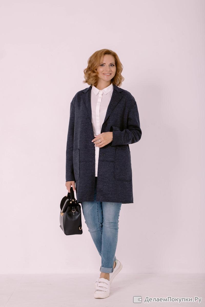 Облегченное пальто без подкладки 2282 - купить со скидкой  6655840f96701