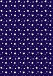 Ситец шир.95см Звезды на синем