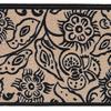 Коврик цветной Узор3, 60х40 см