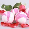 Бурлящие шарики «Роза в молоке» с пеной 130 г