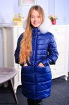 """Зимняя куртка для девочки """"Кристи"""""""