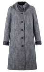Пальто женское ворса РЗ 0004