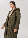Пальто пуховое 18-950