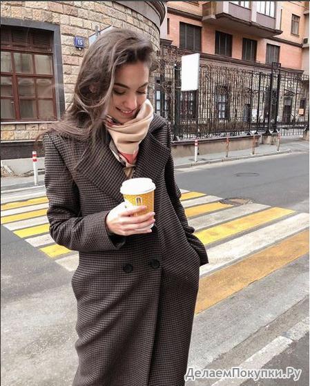 d19cbbf02ba Двубортное пальто R017 valora - купить со скидкой