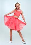 Платье детское (юбка + топ)