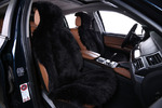 Искусственный мех длинный ворс (на передние сиденья)