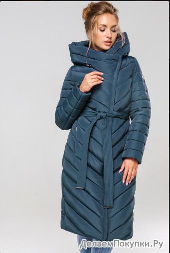 Пальто Фелиция Изумруд 525