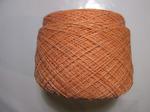 Пряжа из Белорусского сырья, цвет персик меланж,шерсть 80% ПЭ 20%, 600м/100 гр цена за 100 гр 50 руб