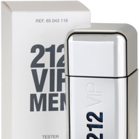 Carolina Herrera 212 VIP Men 100ml тестер (оригинал)