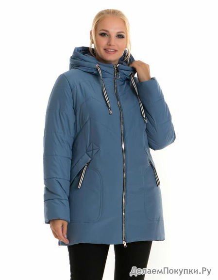 Женская зимняя куртка без меха, разные цвета.  Размеры 48- 60. Длина 80 см.Длина рукава 65 см.