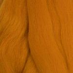 """Шерсть для валяния КАМТ """"Лента для валяния"""" (шерсть п/т 100%) 1х50г/2,1м цв.295 листопад"""