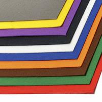 Набор листового фетра (жесткий) IDEAL 2мм 20х30см арт.FLT-HA2 уп.10 листов цв.ассорти
