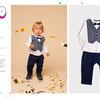 Комплект детский для мальчика ((1)джемпер и (2)брюки) Caelum цветной [0514132002#4-30]