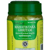 Махатиктакам Гритам, лечение кожных болезней, 150 г, производитель Коттаккал Аюрведа; Mahatiktaka Ghritam, 150 g, Kottakkal Ayurveda