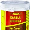 Карела Чурна, регулирование уровня сахара в крови при диабете, 100 г, производитель Вьяс; Karela Churna, 100 g, Vyas