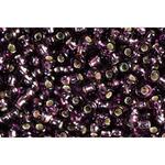 Бисер чешский 27060 фиолетовый