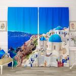 Фотошторы Курорт в Греции