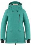 Женская горнолыжная куртка удлиненная