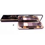 Тени матовые CD 5 Dior Cannage Palette Accessoire Du Regard 16g №4