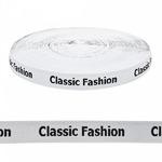Резинка тканая мягкая шир.030мм цв.бело-черный Classic Fashion уп.25м А