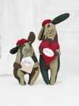 Ш087 Братцы защитники-кролики. Набор для шитья