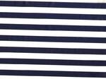 выкуп 43(сбор): плащевая ткань в полоску синяя (за 0,5 м)90/1